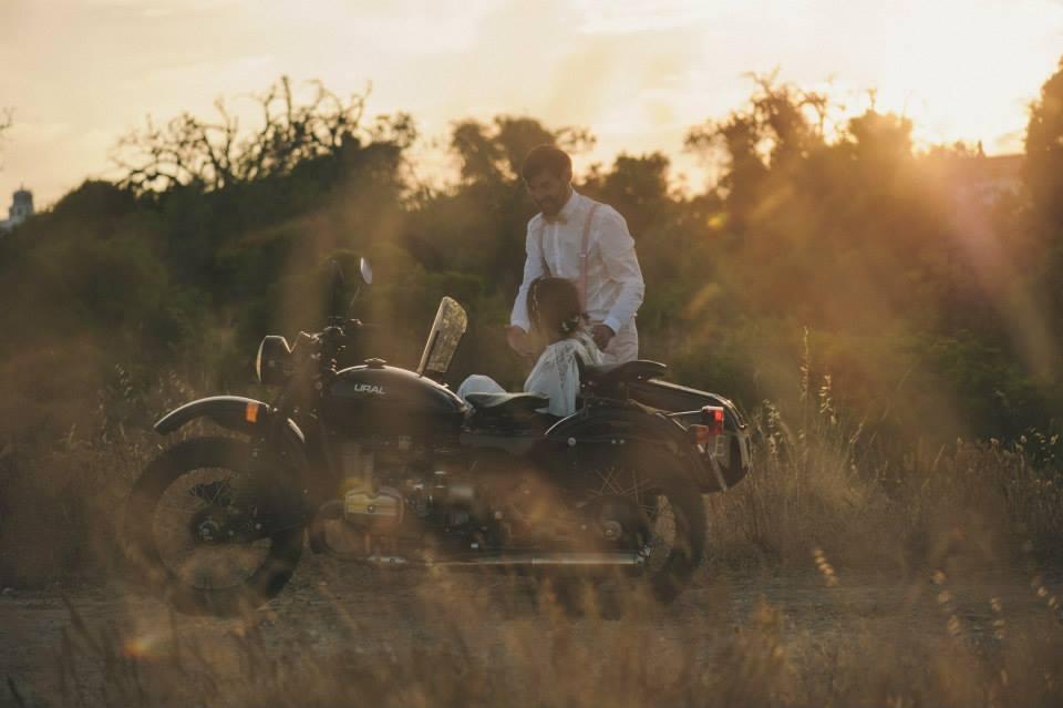 Wedding with a Sidecar