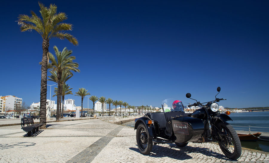 Sidecar Tours in Portimão Algarve