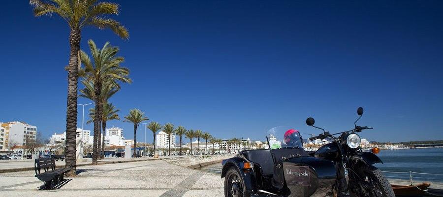 Sidecar Tours in Portimão Algarve