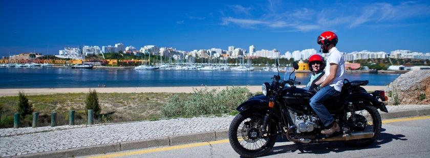 Sidecar Tours Algarve Lisbon
