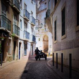 Lisbon Sidecar tours with Bike my Side