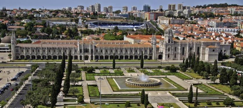 Belém histórico Lisbon