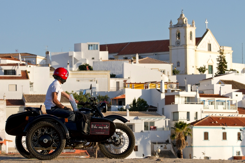 Bike my Side Algarve in Ferragudo