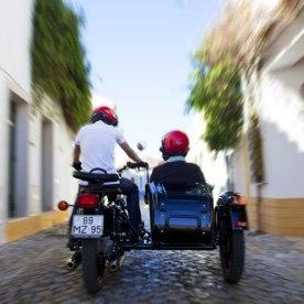 Bike my Side Original sidecar tours