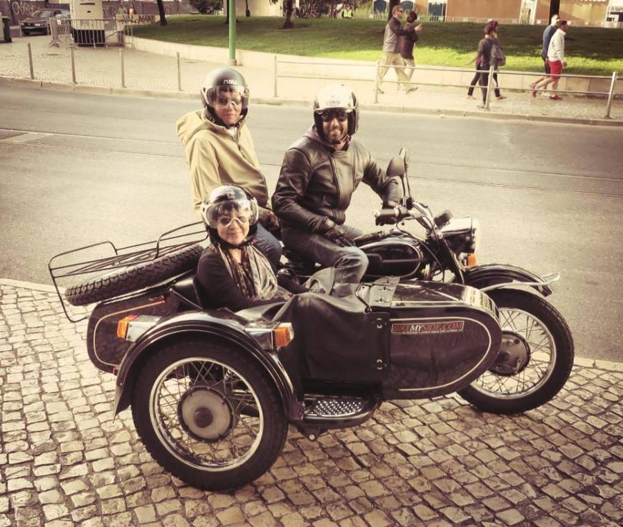 Coolest rides in Lisbon