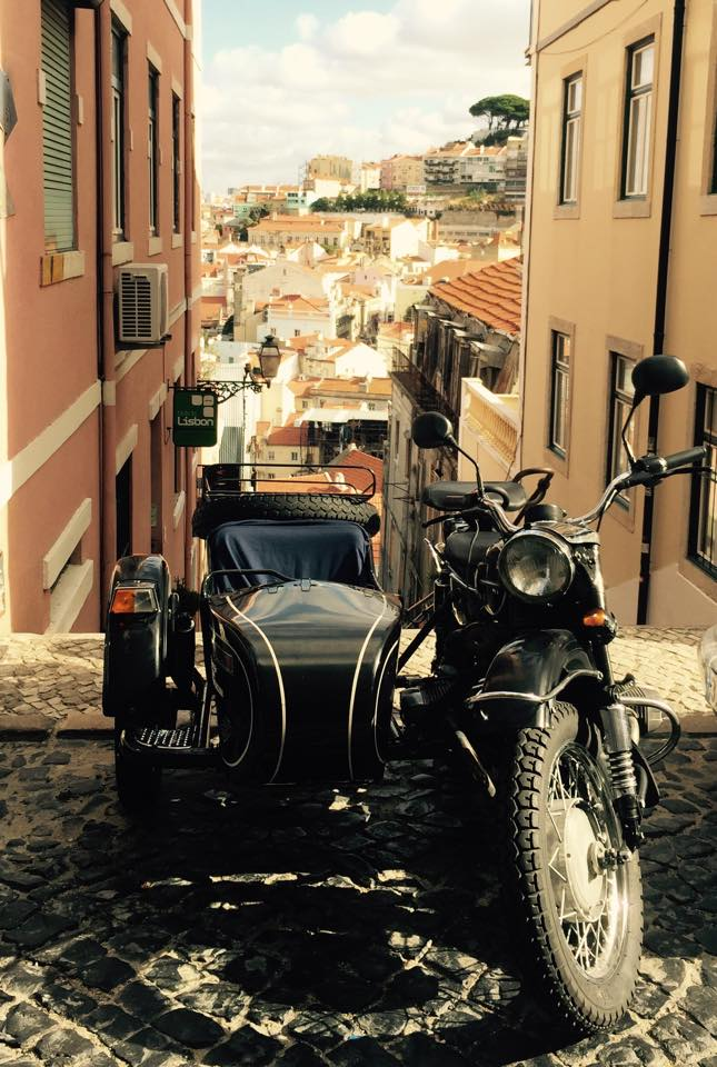 Lisboa Bike my Side cool point of view