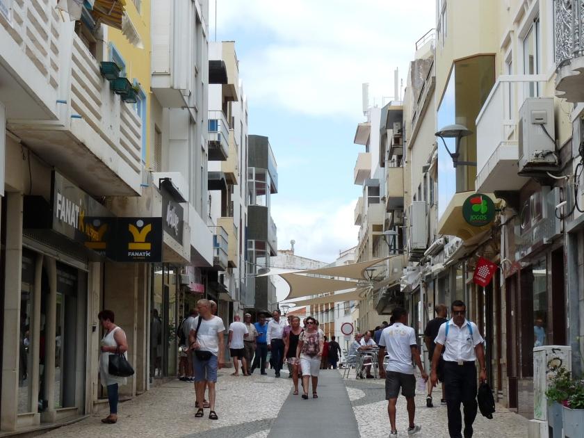 Rua do Comercio Portimão