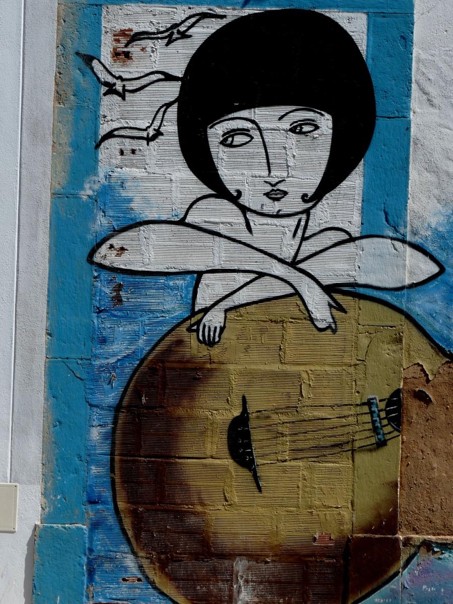 Urban Art Fado