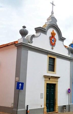 Igreja de lagoa