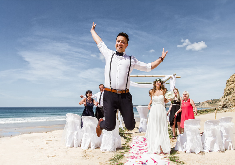 Algarve dream weddings