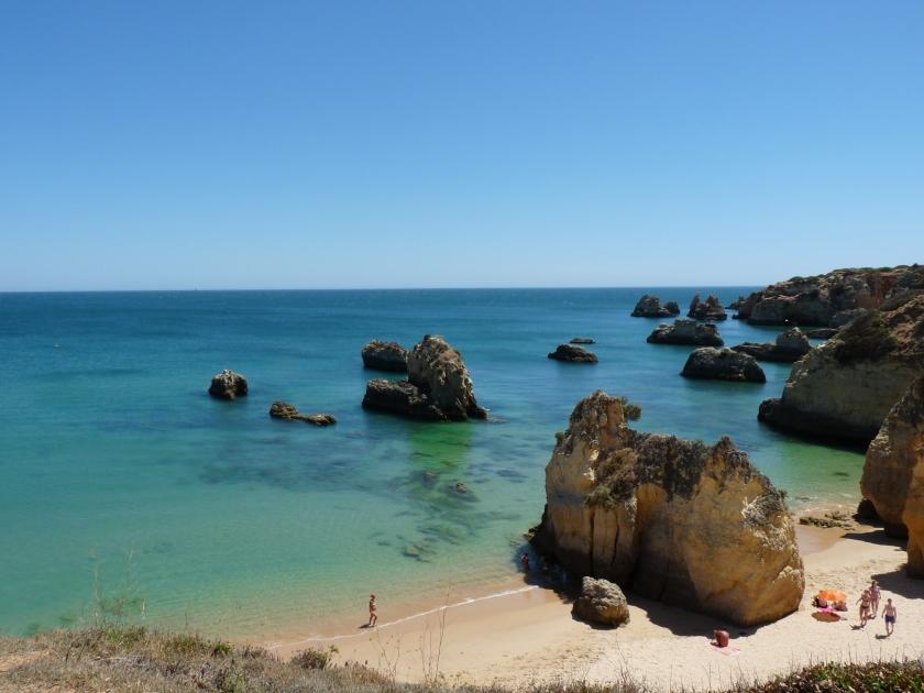 Algarve Praia do Alemão